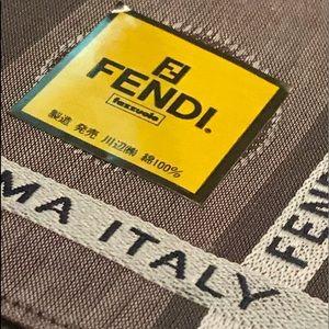 """Fendi Accessories - Fendi Roma Italy 18"""" Scarf"""